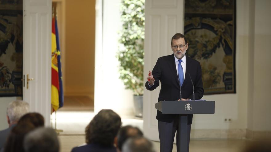"""Rajoy, sobre la petición de PSOE y Podemos de que comparezca en el Congreso por Gürtel: """"La ansiedad es mala consejera"""""""