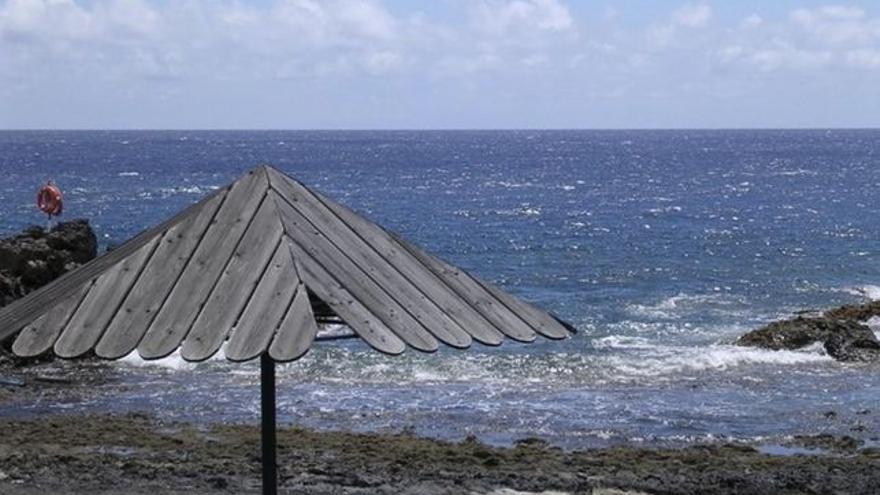 Imagen de archivo de la playa de La Salemera.