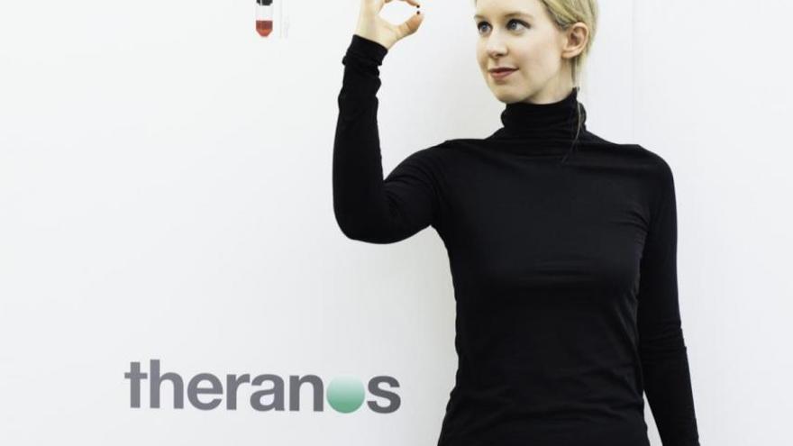 El nanotainer, el pequeño dispositivo en el que se tomaban las muestras de sangre de Theranos