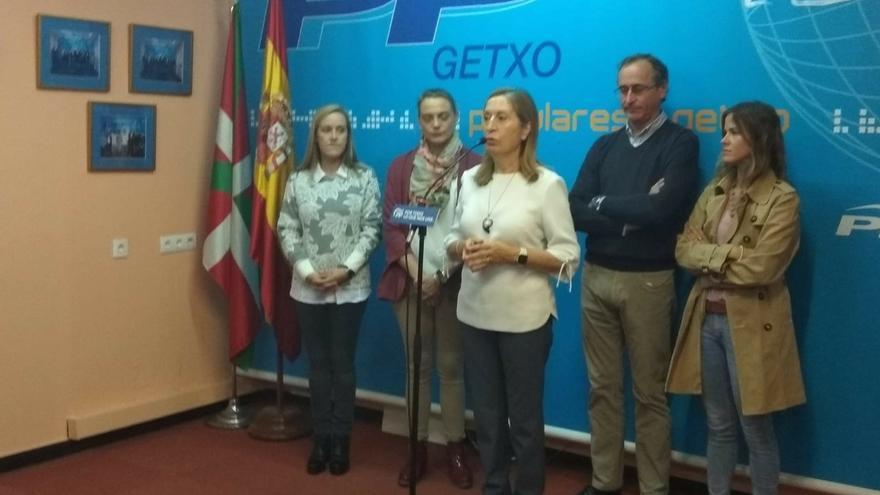 """Pastor (PP) dice que """"lo ocurrido en Cataluña es irreparable"""" y exige a Sánchez que """"asuma responsabilidades"""""""