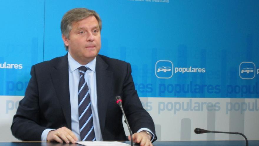 """PP C-LM no ve """"muy razonable"""" la propuesta de IU de someter a referéndum la reforma del Estatuto de Autonomía"""