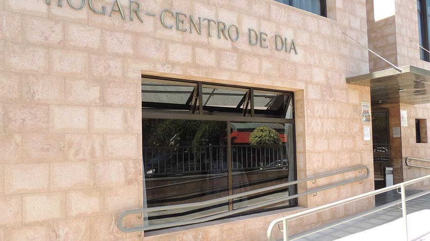 Imagen de archivo del Centro de Día de Los Llanos de Aridane.