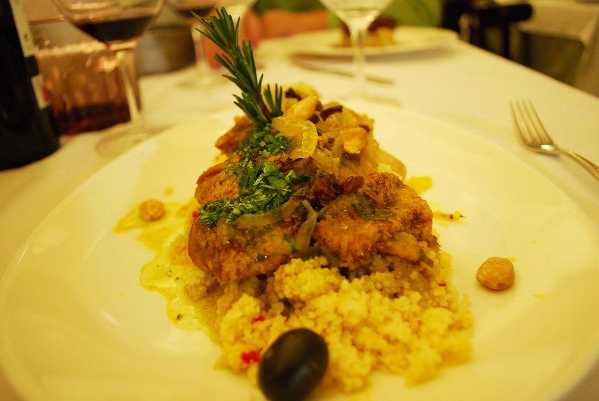 Tajine de pollo con limón confitado y aceitunas_El Cocinillas