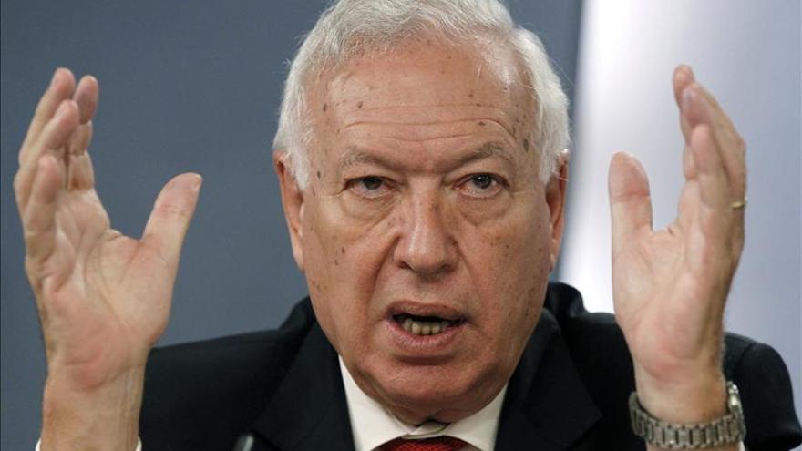 Garcia Margallo Joven García-margallo Destaca Que