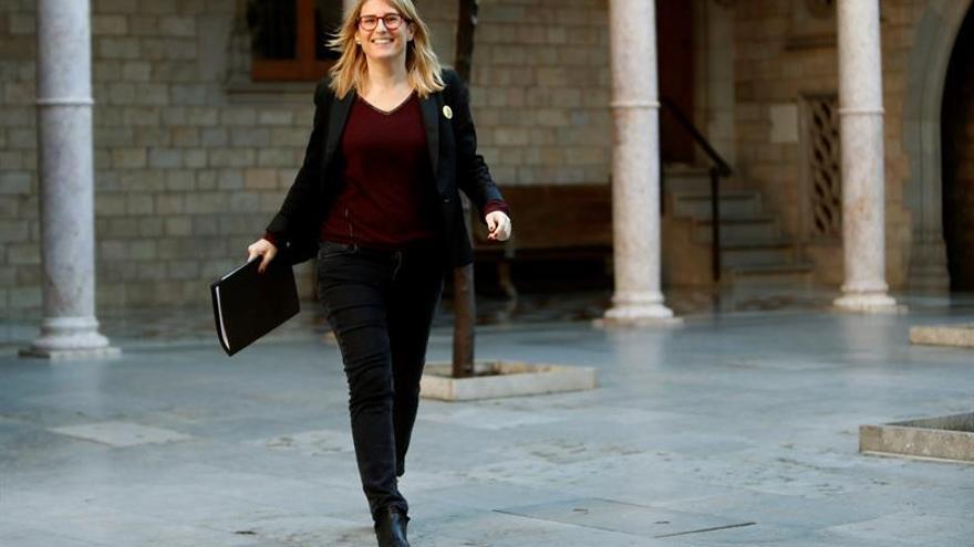 """Artadi ve una """"crisis interna"""" dentro de PSOE y el Gobierno por el relator"""