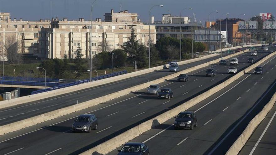 Siete muertos en seis accidentes de tráfico durante el fin de semana