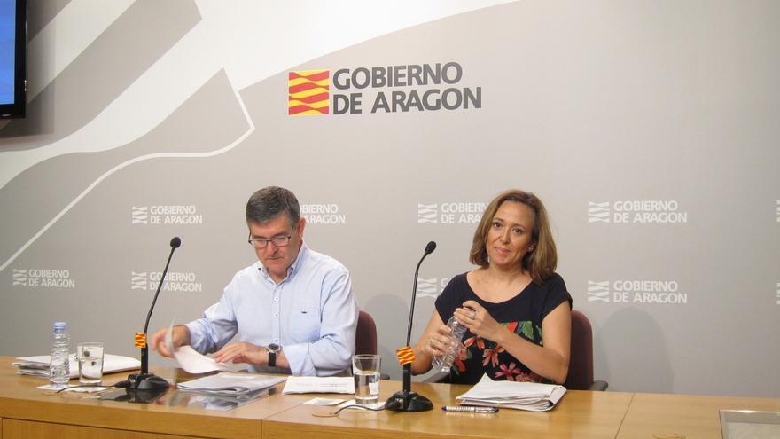El Gobierno aragonés exige a Cataluña que cumpla el Estado de Derecho y devuelva los 97 bienes de Sijena