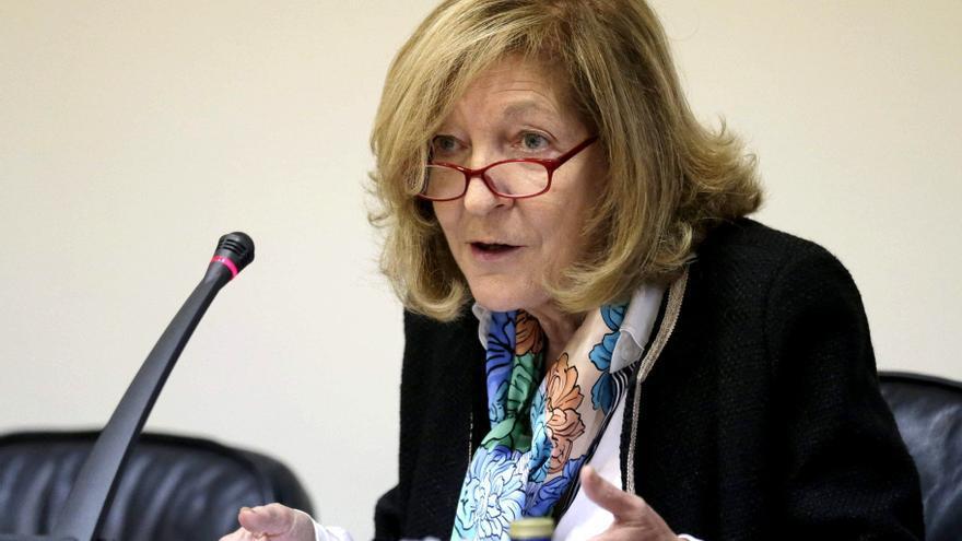 Teresa Conde Pumpido, magistrada del Tribunal Superior de Xustiza de Galicia.
