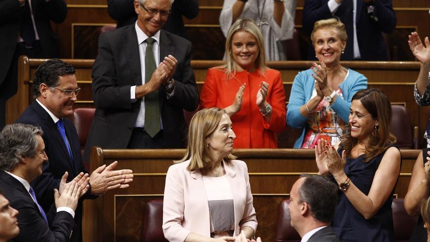 Ana Pastor jura su cargo como presidenta del Congreso