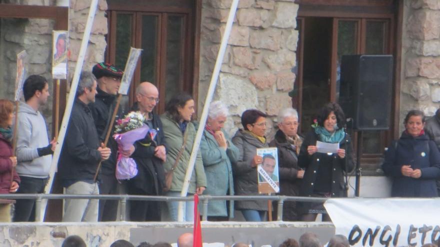 Covite denunciará ante la Audiencia Nacional los homenajes a los ex presos de ETA Ekaitz Ezkerra y a Mikel Orbegozo