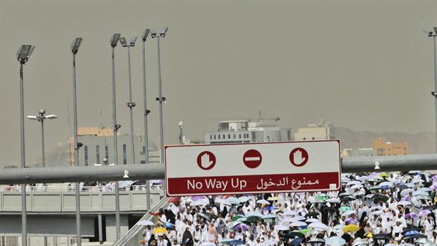 Irán no enviará este año peregrinos a La Meca por tensiones con Arabia Saudí