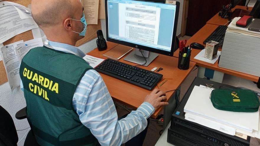 Guardia Civil alerta sobre los secuestros virtuales, aunque en Navarra no se han registrado casos en los últimos meses