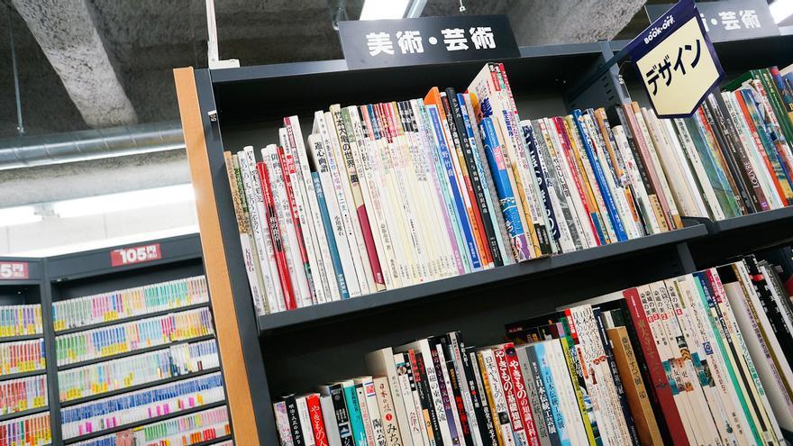 Cada vez se traducen más libros japoneses al castellano// Foto: Antonio Tajuelo (Flickr cc)