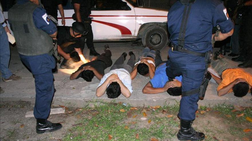 Detienen a 6 españoles y 8 latinoamericanos implicados en red criminal