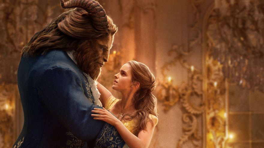 Fotograma de la película 'La Bella y la Bestia'
