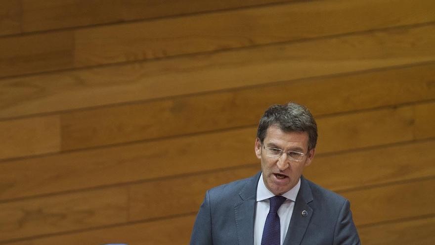"""Feijóo rechaza """"condenar"""" al expresidente del PP de Lugo antes de que declare y actuará si hay delito electoral"""
