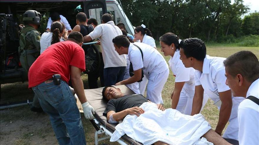Los campesinos mantienen los bloqueos en Guatemala con incidentes con la Policía