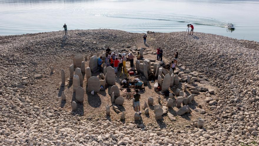 El conjunto megalítico de Guadalperal, mucho más que un dolmen de granito