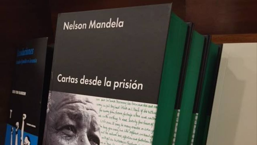 Las cartas desde la cárcel de Nelson Mandela, otra apuesta de Malpaso/ MALPASO