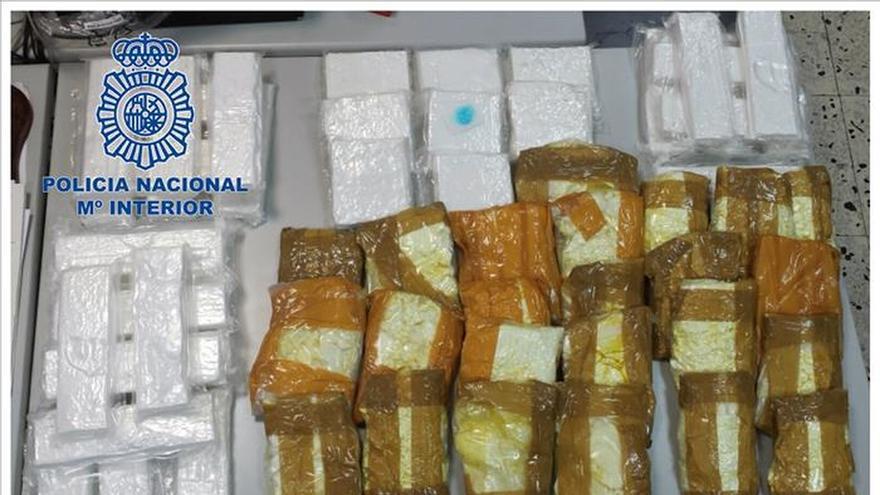 Detenidos los 35 miembros de la mayor red de tráfico de cocaína de León