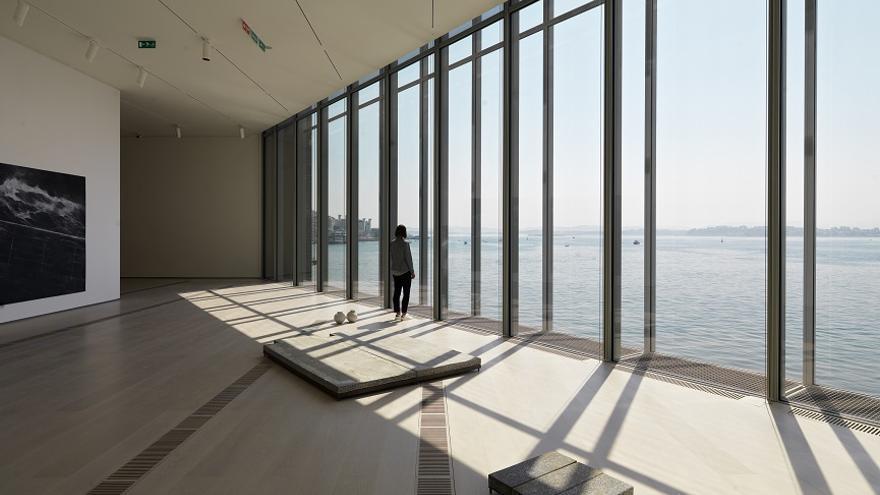 Las salas de exposiciones cuentan en conjunto con 2.000 metros cuadrados. | Enrico Cano