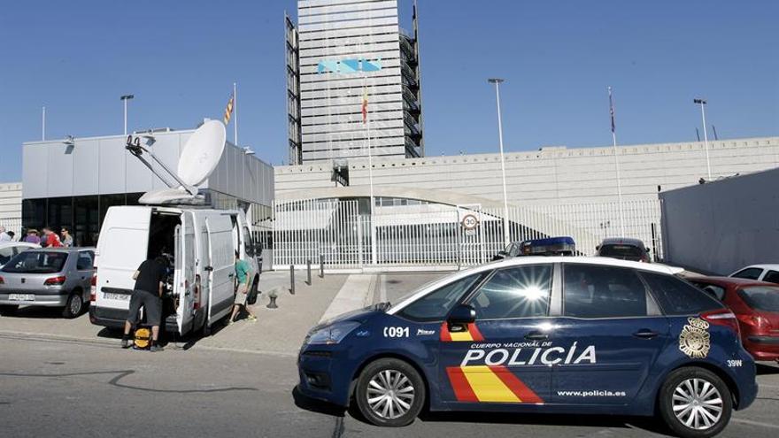 El juicio por el ERE de RTVV será el 11 de enero en la Audiencia Nacional