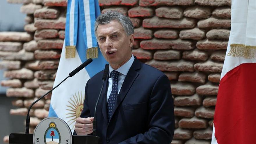Argentina denuncia a grupos que incitan en redes a desestabilizar al Gobierno