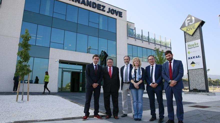 La empresa Fernández Jove ampliará y mejorará sus instalaciones en Tanos
