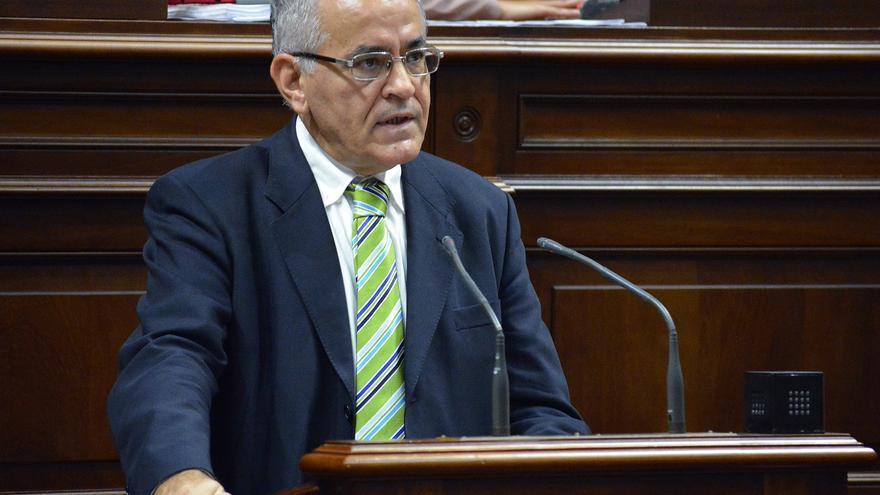 Daniel Cerdán, comisionado de Transparencia y Acceso a la Información Pública de Canarias