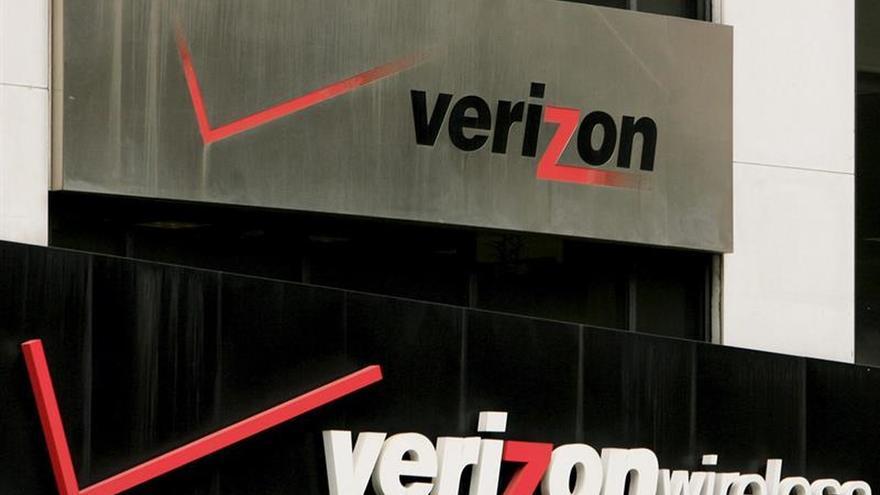 Los beneficios de Verizon crecen un 55,9 % en el primer semestre del año
