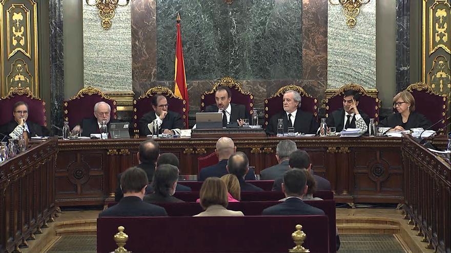 El juicio continúa este jueves con los testimonios de los jefes de Policía y Guardia Civil en Cataluña el 1-O