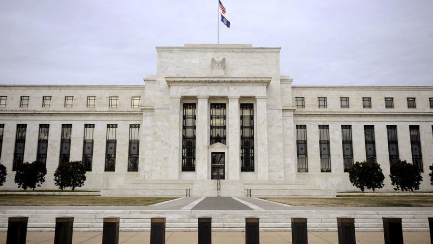"""La Fed observa una expansión """"gradual"""" de la economía en EE.UU. en julio y agosto"""