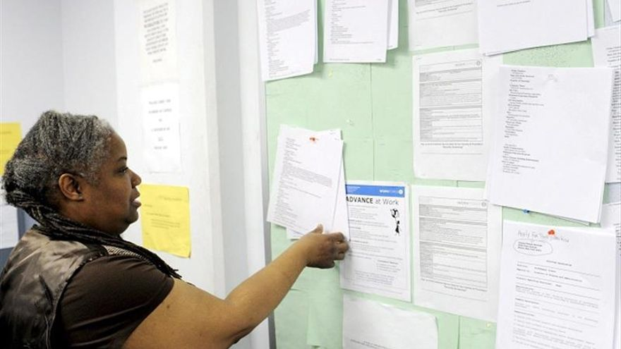 Sube a 419.000 la cifra semanal de solicitudes de ayuda del desempleo en EE.UU.