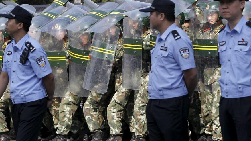 Continúa la oleada de protestas contra Japón en decenas de ciudades de China