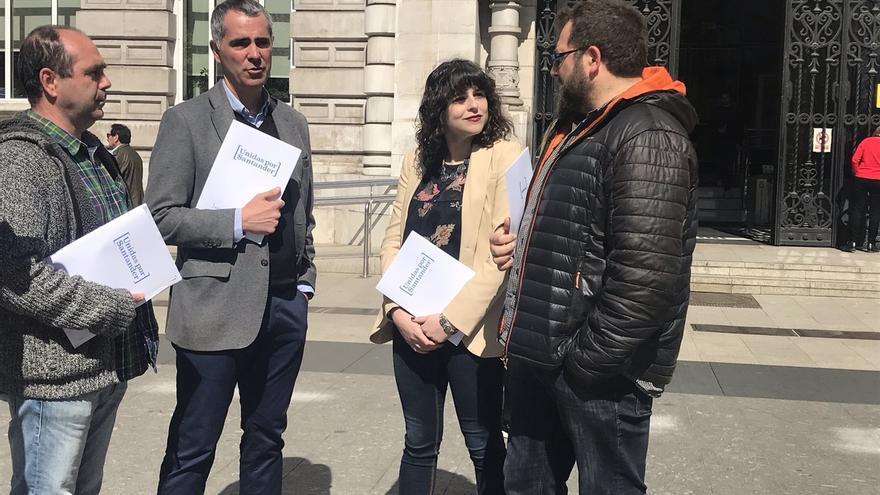 """Unidas por Santander aspira a """"liderar el cambio"""" en la ciudad tras las elecciones"""