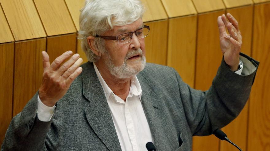 """Beiras acusa al PP de """"expoliar"""" Galicia y dice que AGE luchará contra sus políticas"""