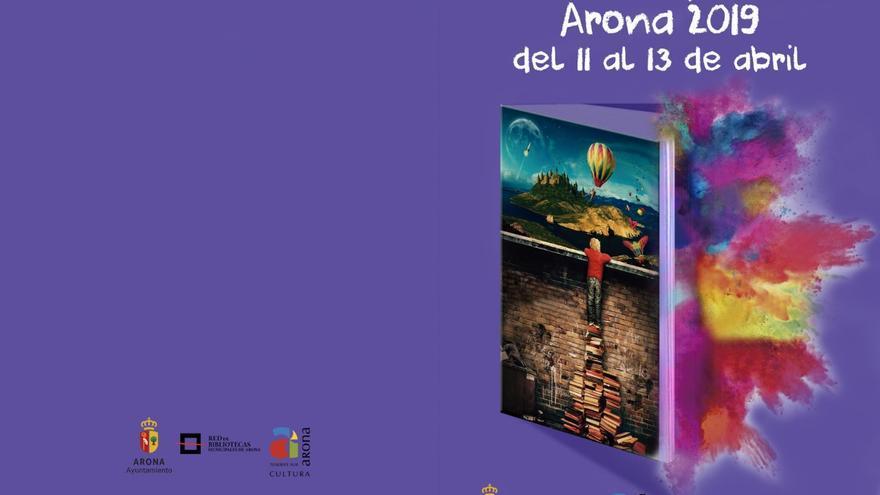 Imagen del folleto promocional de la feria de este año en Arona