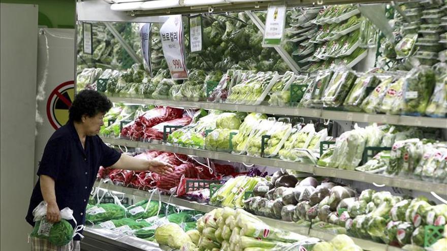 El IPC surcoreano crece un 1,2 % en octubre por los bajos precios agrícolas