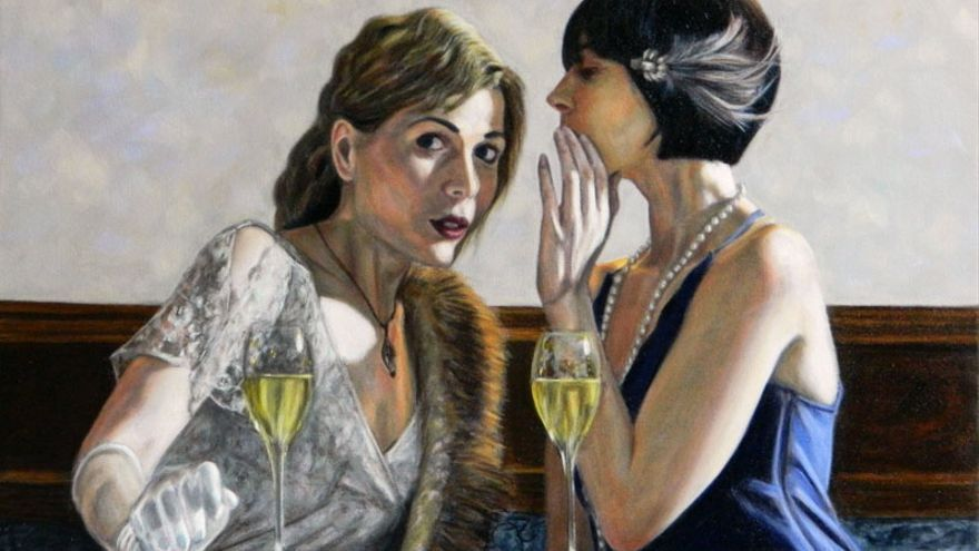 The Whisper (2012) de Davy MacDonald.