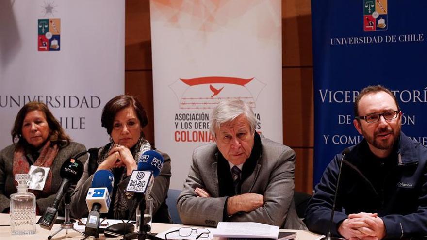 Presentan una querella por los crímenes contra los opositores a Pinochet en Colonia Dignidad