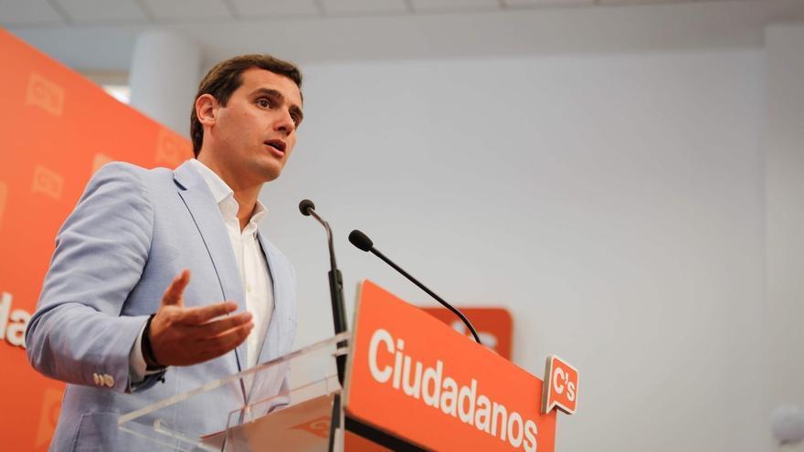"""Rivera dice un gobierno de Rajoy en minoría """"no es el plan ideal pero es posible"""", aunque prefiere uno fuerte y estable"""
