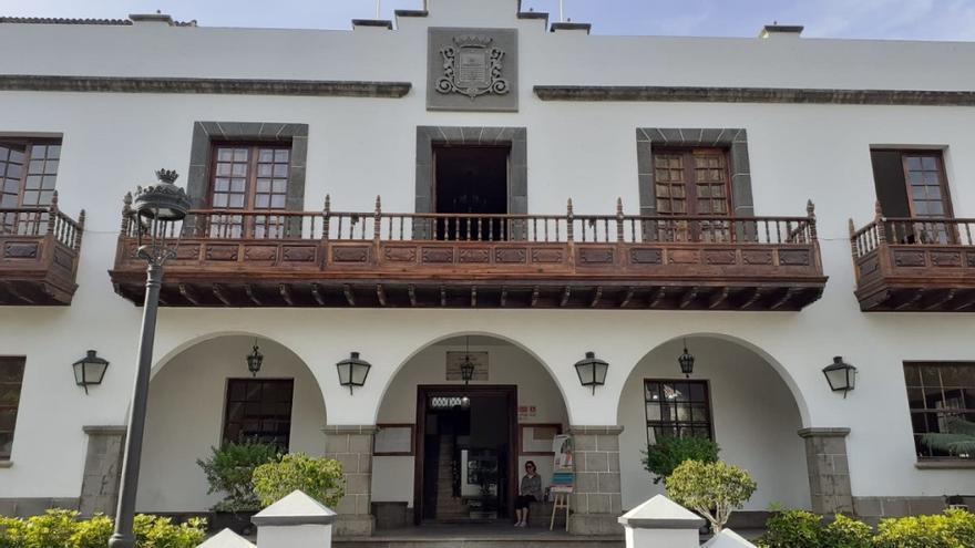 Ayuntamiento de Los Llanos de Aridane.