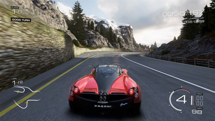 Xbox One - Captura de Forza 5