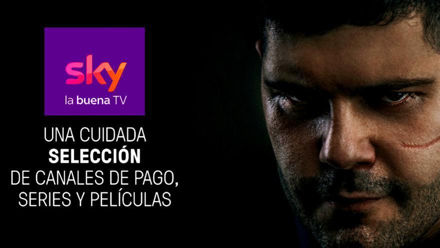 Anuncio de Sky España