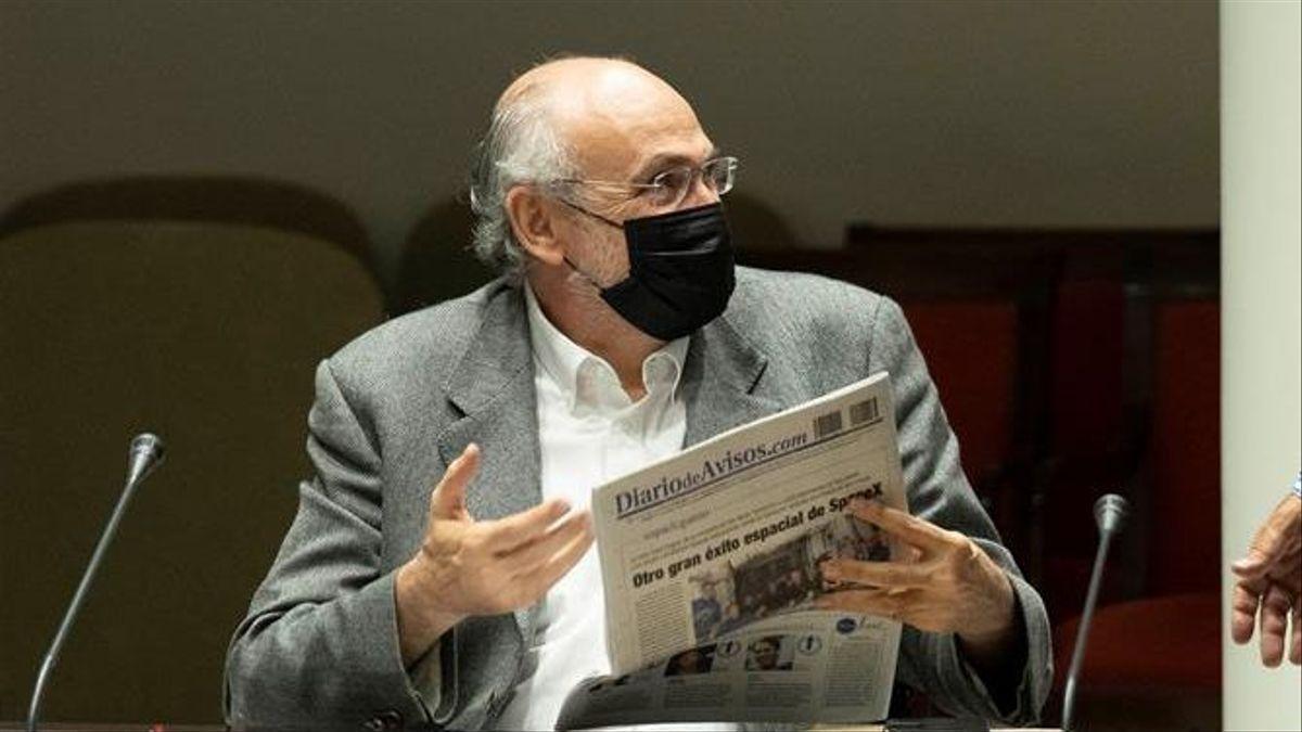 Francisco Pomares alegó prescripción para pedir el archivo de la investigación