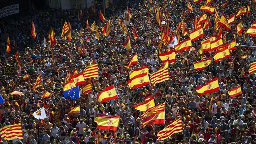 Gomà (SCC): No os podrán dividir, aquí está la voz de la mayoría de catalanes