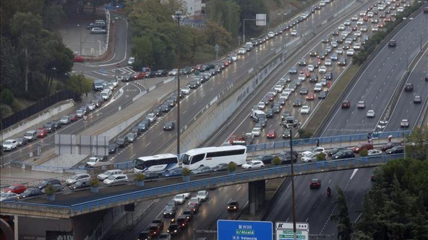 Todo lo que debe saber para encarar la operación salida del puente en Madrid