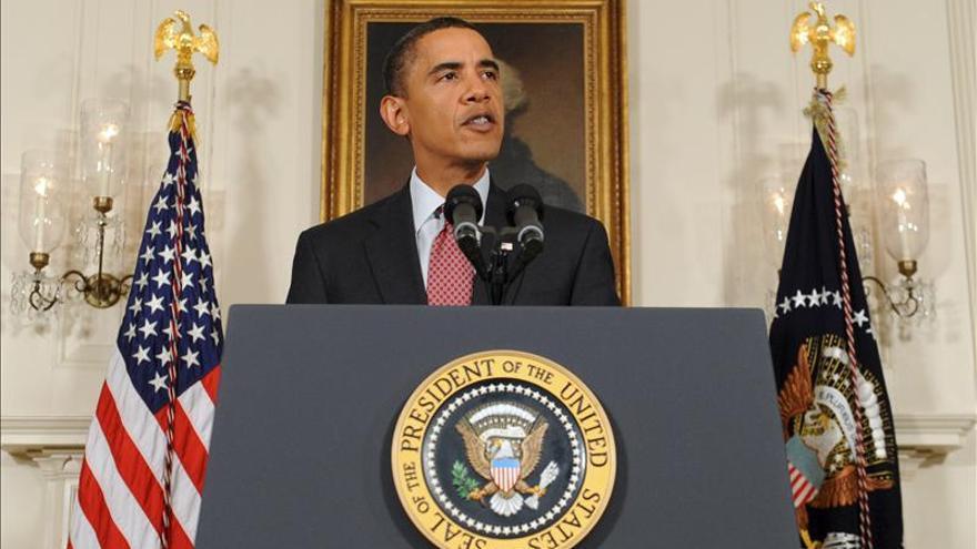 """Obama felicita a Pakistán por sus """"exitosas"""" elecciones parlamentarias"""