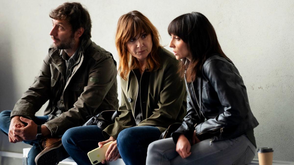 Imagen de la segunda temporada de 'La Unidad'