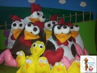 Foto-entre-pollos-y-gallinas